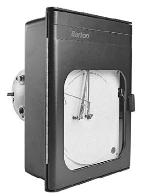 Barton chart recorders the meter and valve company